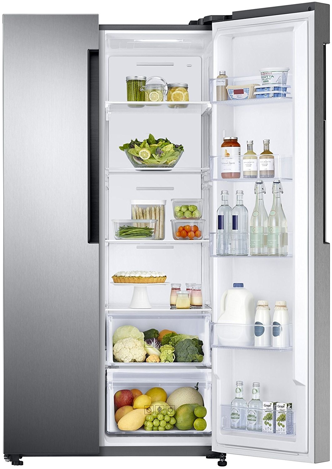 Samsung Side By Side Refrigerator Twins Electronics