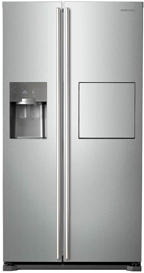Auto Door Lock >> Samsung Side-by-Side Refrigerator – Twins Electronics